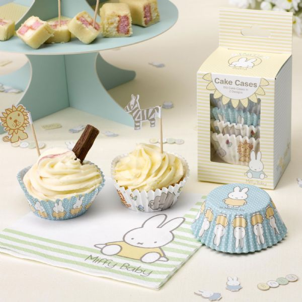 Baby Miffy Cupcake Cases (100)